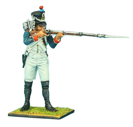 NAP316 - French 18th Line Infantry Fusilier Standing Firing