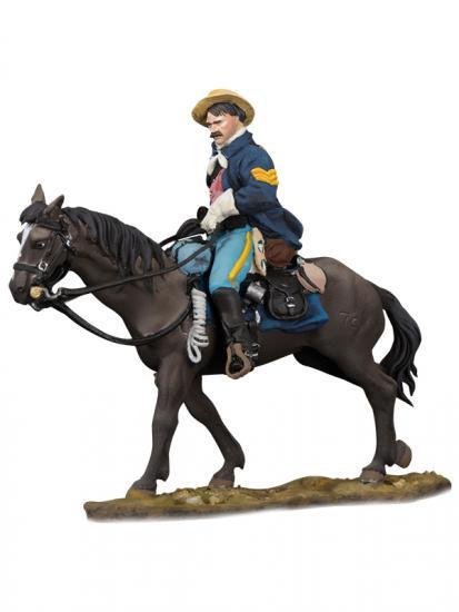 BH1307 - US Cavalry Sergeant, 1876
