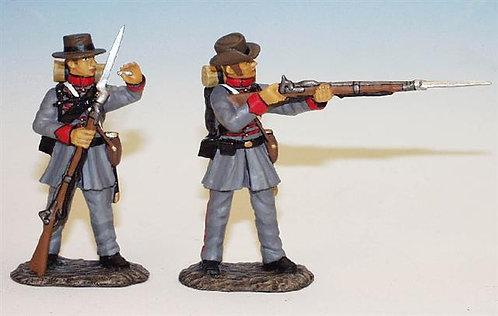 MRR.2 - 1 Firing 1 Loading, Mississippi Rifles