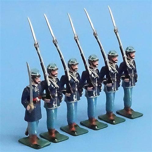 COWF-0027 - 12th Regiment, New York State Militia - 1861