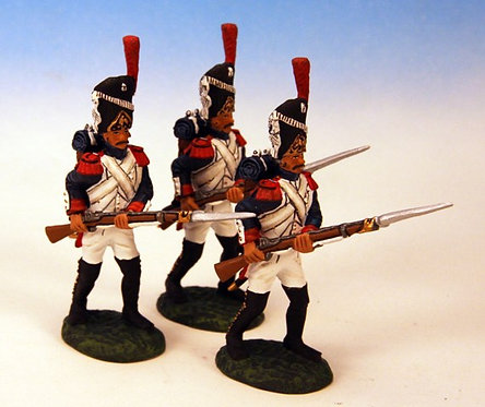 FOG.9 - 3 Advancing, Set 1, Old Guard