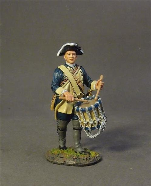 RRBSC-09A - South Carolina Provincial Regiment, Drummer #1