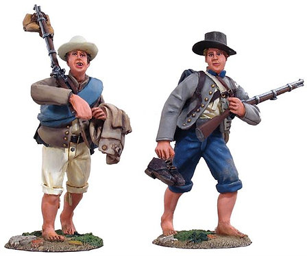 31009 - Confederate Marching Set No.2