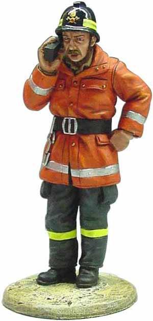 BOM008 - Firefighter, Venice Italy 1998