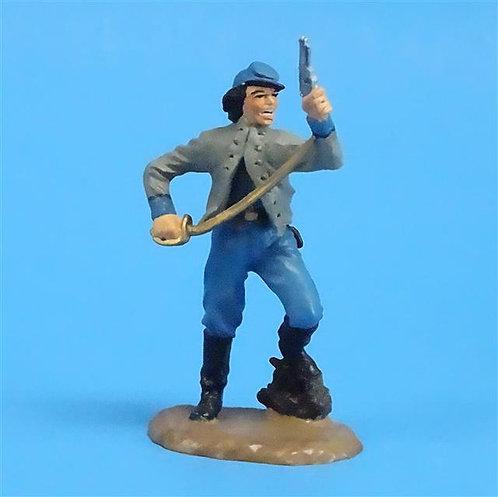 CORD-0535 - Confederate 8th Alabama Volunteer (Petersburg) - ACW - Franklin Mint