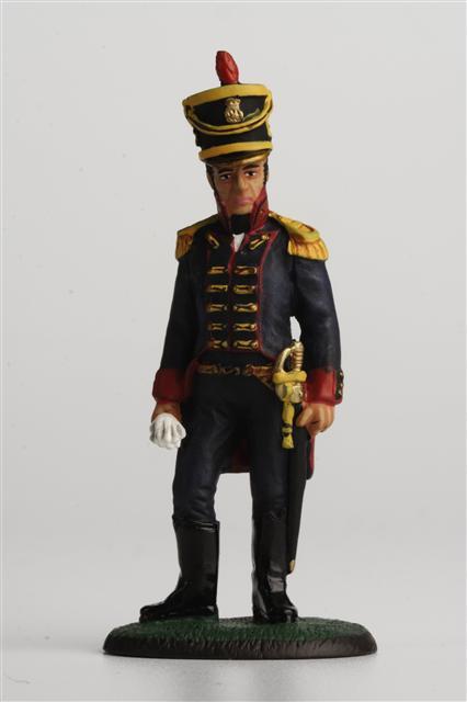 SNP021 - Captain, Spanish Foot Artillery, 1812