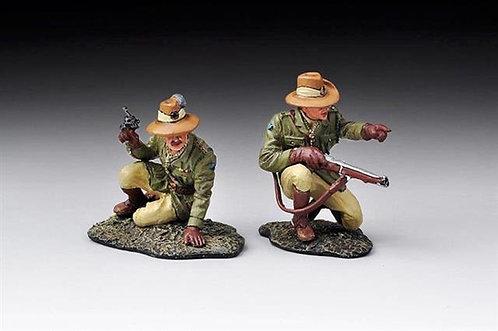 ALH001 - Two Australian Officers