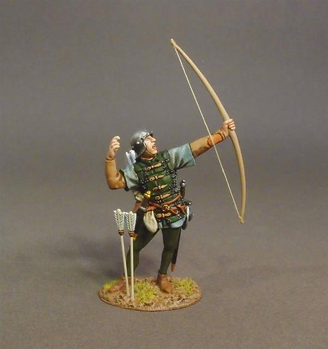 LANC-33 - Lancastrian Archer  The Battle of Bosworth Field 1485