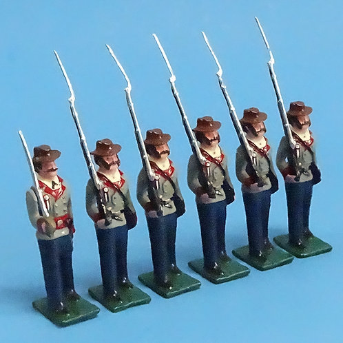 COWF-0021 - 6th New York State Volunteer Infantry  Wilson's Zouaves