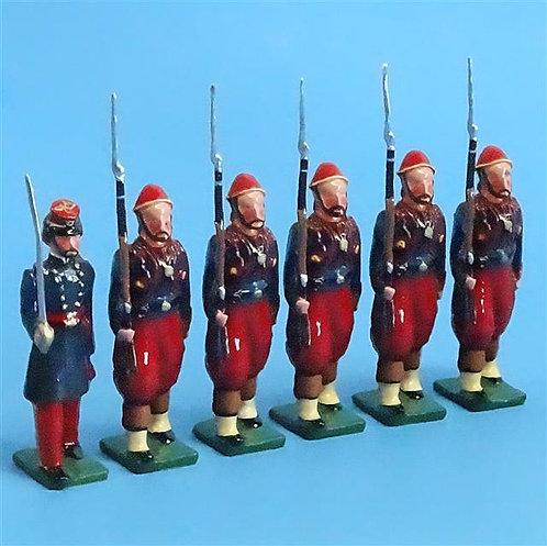 COWF-0037 - 62nd New York Volunteer Infantry Regt 1861, Anderson's Zouaves