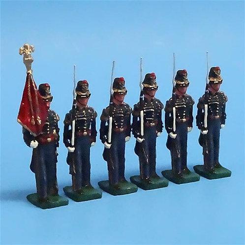 COWF-0103 25th South Carolina Volunteer Infantry Regt  Washington Light Infantry