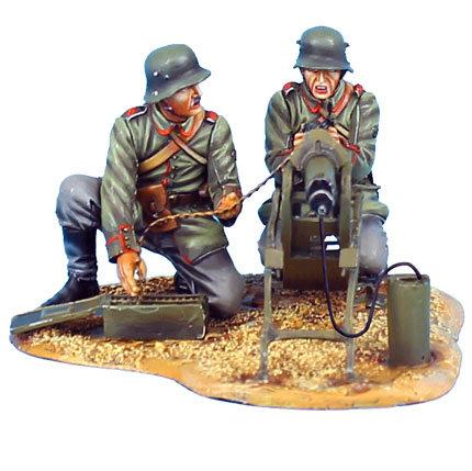 GW008 - German Maschinegewehr 08 Team - 62nd Infantry Regt
