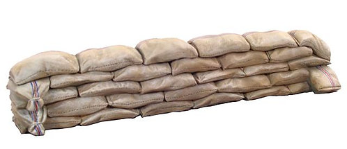 51002 - Mealie Bag Wall Sections Straight