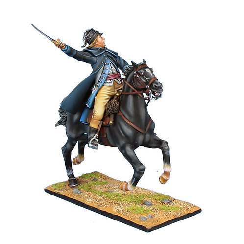 AWI101 - US Continental 3rd Light Dragoons Officer