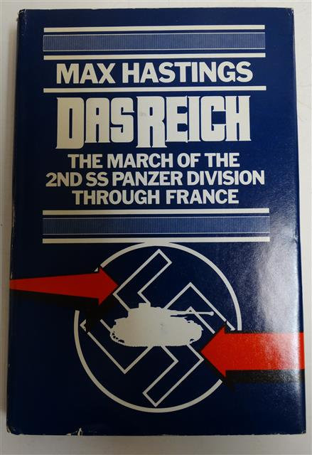 BK122 - Das Reich - The March of the 2nd SS Panzer Division Through France