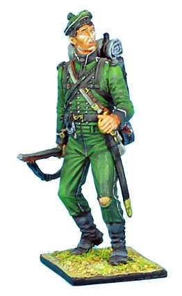 NAP0282 - British 95th Rifles Young Soldier