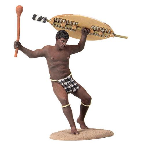20159 - Zulu Warrior Casualty Falling Backwards No.1