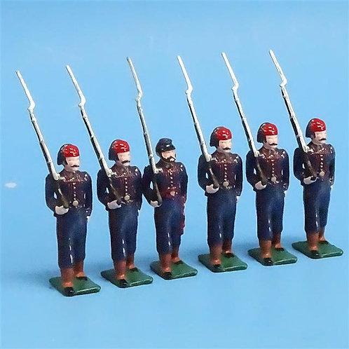 COWF-0048 - 23rd Pennsylvania Volunteer Infantry Regiment  Birney's Zouaves