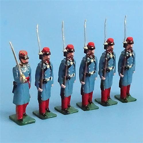 COWF-0036 - 55th New York State Militia  Guard de Lafayette