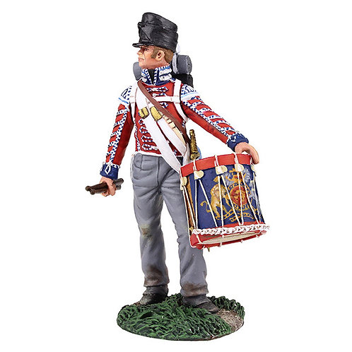 36152 - British 1st Foot Guard Battalion Company Drummer, 1815 No.1