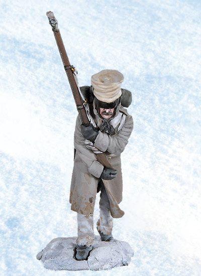 BH1014 - Walking Infantryman