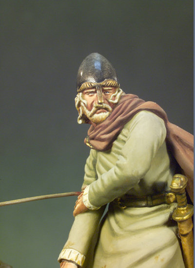 SM-F26 - Wounded Viking Warrior
