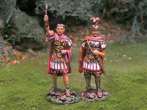 CS00708 - Claudius and Consul
