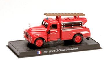 CBO030 - Camion CCI Citroen T46 Guinard 1974, France  Scale: 1:50