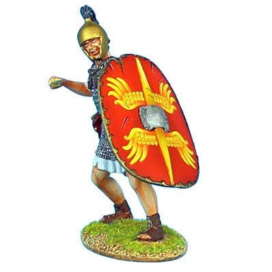 ROM062 - Caesarian Roman Legionary with Gladius