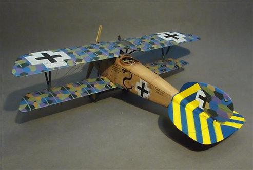 ACE-33 - Albatros D.III (OAW)  D.5154/17, JASTA 46  Ascq. Lille, February 1918