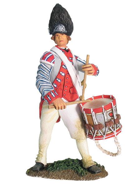 17783 - British 17th Regiment of Foot Drummer