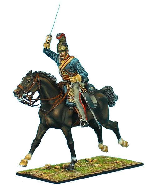 "NAP0397 - British Royal Horse Guards ""The Blues"" Trooper #3"