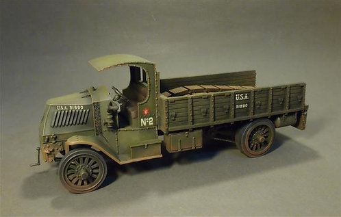 """GWUS-01 - Mack AC """"Bulldog"""" Truck  American Expeditionary Forces  The Great War"""