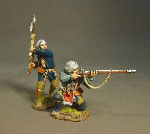 MF-08W - Two Militia, Trois Rivieres Brigade
