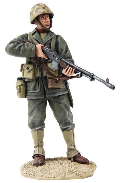 13027 - U.S. Marine with BAR 1943-45 No.1