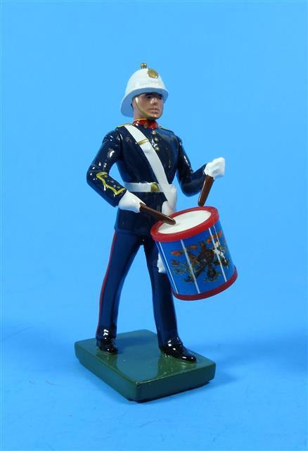 43027 - Royal Marine Side Drummer
