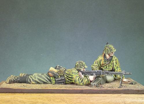 S5-S03 - Waffen SS MG42 Crew