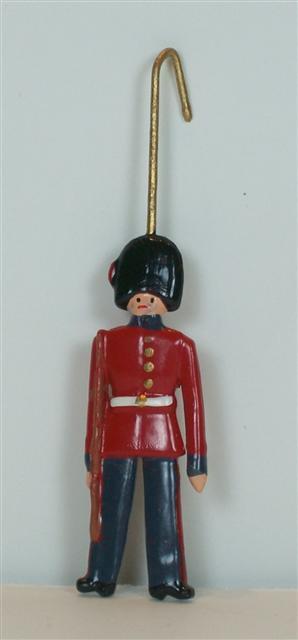 C980 - Scots Guard Ornament - 1 piece