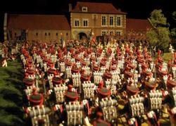 """The Assault on Hougoumont"""