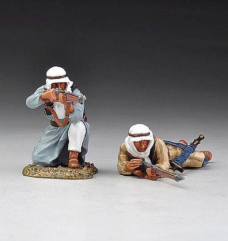 LOA012 - Bedouin Kneeling & Lying