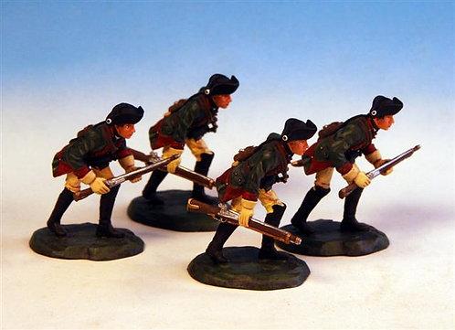GUS.3 - 4 Advancing Skirmish Order, Jaegers