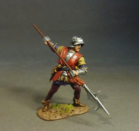 NFYORK-07 - Yorkist Billmen  The Retinue of John Howard, 1st Duke of Norfolk