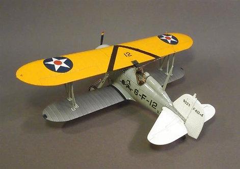 IWA-12 - Boeing F4B-4,  No. 3 Left Wingman,  Fighting Squadron Six,  March Field
