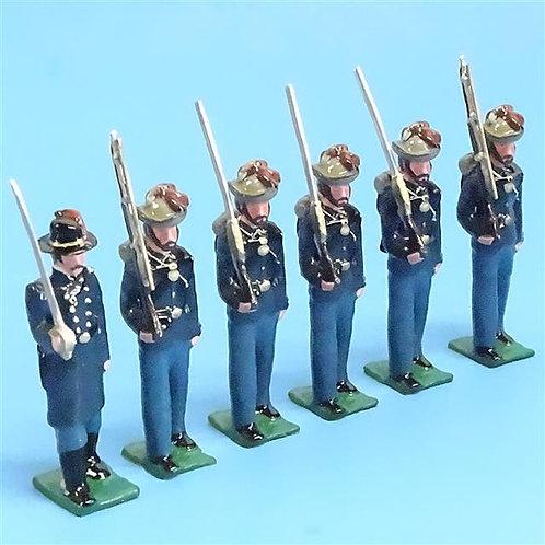 COWF-0007 - 66th Illinois Volunteer Infantry Regiment - Birge's Sharpshooters