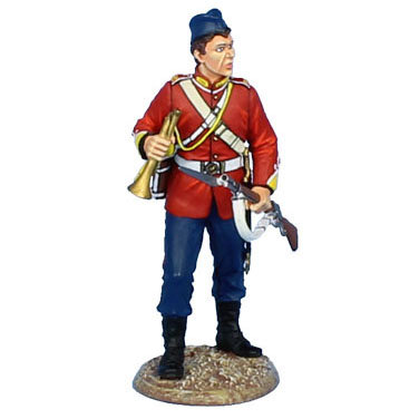 MB059 - British 80th Foot Trumpeter