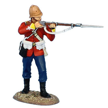 MB066 - British 80th Foot Standing Firing Variant #1
