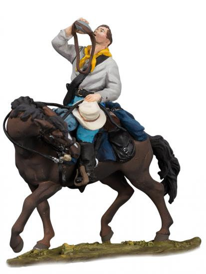 BH1312 - US Cavalry Trooper #5, 1876