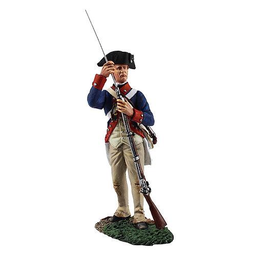 16032 - Continental Line/1st American Regiment Standing Ramming, 1777-1787