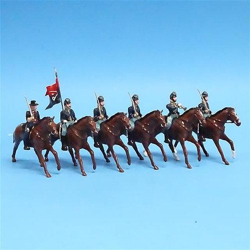 COWF-0075 - 7th Michigan Volunteer Cav Regiment Edition A, with Custer, Guidon