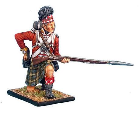NAP0269 - 92nd Gordon Highlander Kneeling Loading